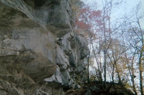 Mountain of Sitton's Cave